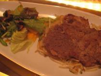 08アグー豚のサーロインステーキ