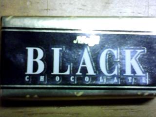 BLACK 中身