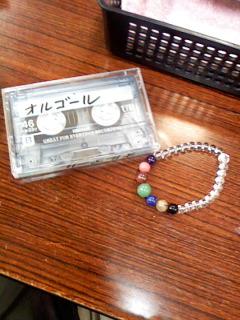 カセットテープて