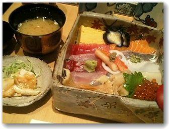 ちらし寿司せっと