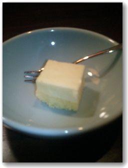 一口デザートうれしい♪
