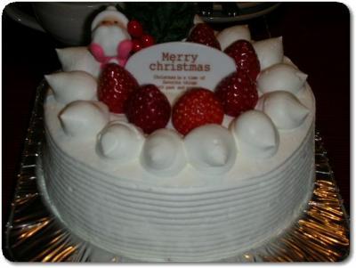 コーベルのケーキ