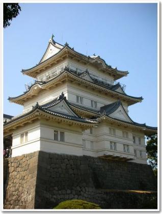小田原城です!