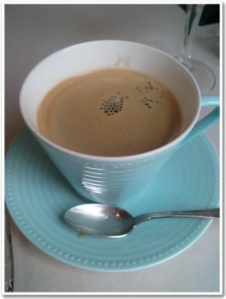 シメのコーヒー