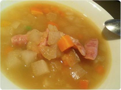 スープが得意らしい