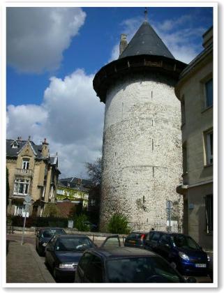 ジャンヌダルクの塔