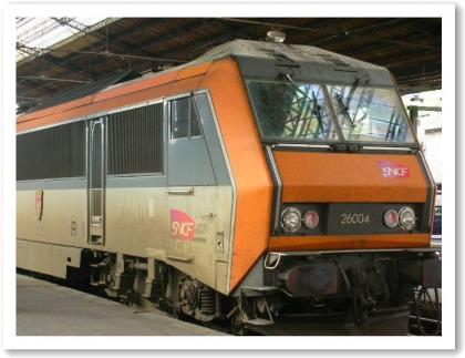 SNCFは国鉄だよ!