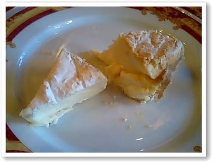 チーズうまー♪