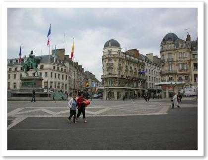 マルトロワ広場