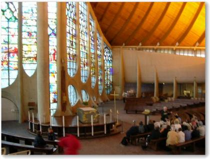 ジャンヌダルク教会