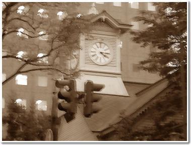 恋の街札幌。