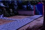 神社(夜)
