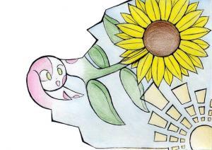 sun sunflower dream 2009