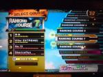RANKING COURSE 7