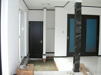 内玄関スペース