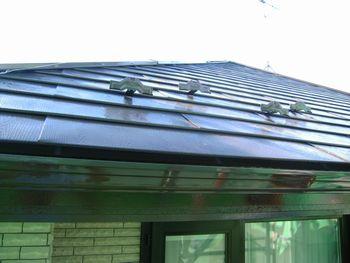 屋根・破風・樋塗装後