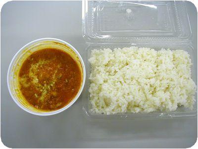 チキンカレー