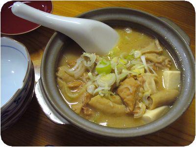 にこみ(豆腐入り)