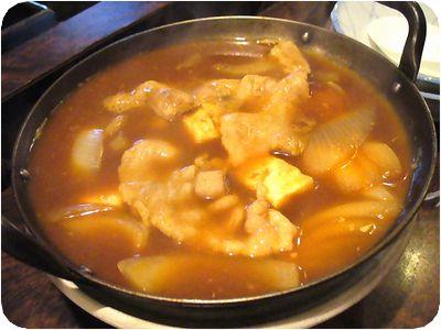 カレー豆腐