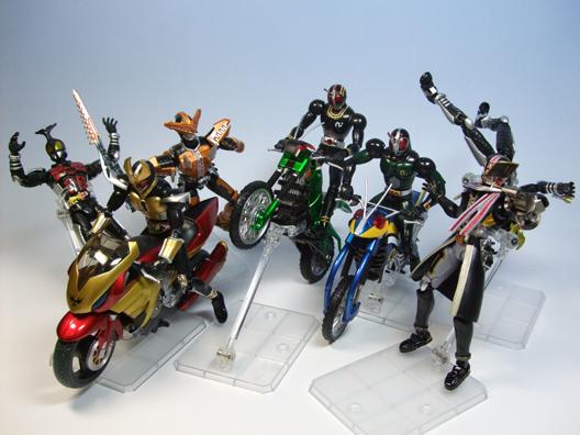 アクロバッターバイク1