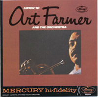 Listen to Art Farmer and the Orchestra