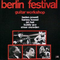 Berlin Festival Guitar Work Shop