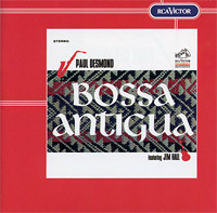 Paul Desmond : Bossa Antigua