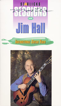 Starlicks Sessions With Jim Hall