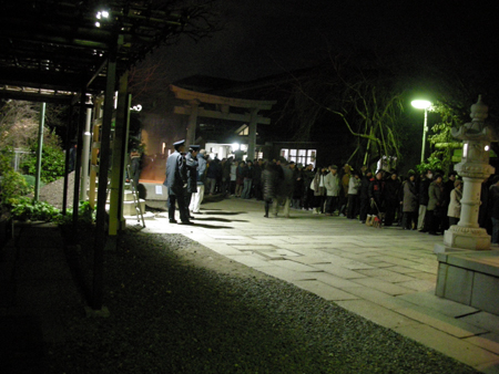 2011年初詣