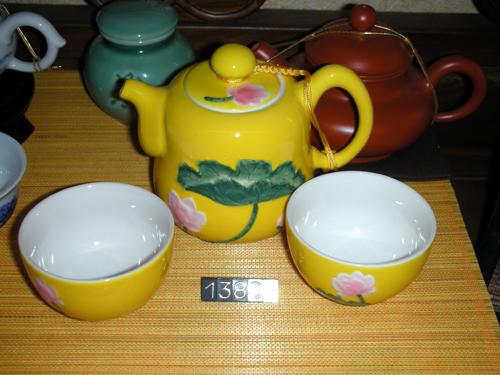 可愛い茶器