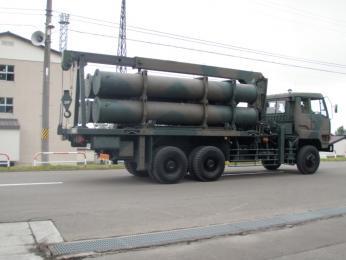 誘導弾運搬車