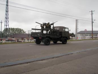 73式中型トラック1