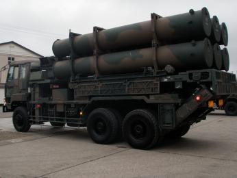 展示_88式地対艦誘導弾