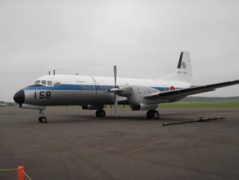 YS-11P美保基地 第3輸送航空隊第403飛行隊