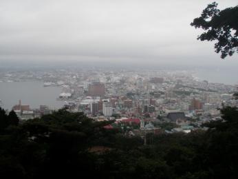 函館山5合目から1