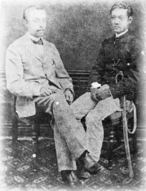 ジョン W.フェントンと中村裕庸