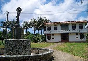 潮音寺の外観