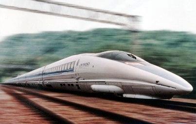 新幹線500系