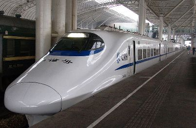 中国の新幹線