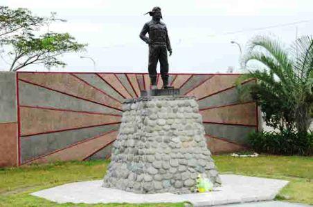 カミカゼ記念碑