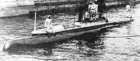 佐久間艦長と第六潜水艇