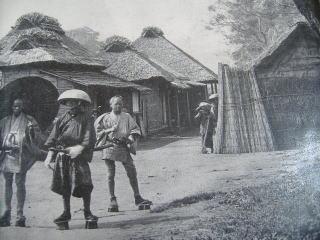 江戸時代の日本の写真1