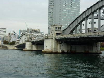 勝鬨橋77