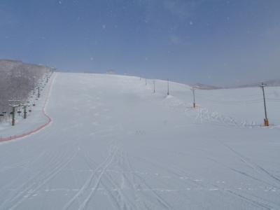 豊富温泉スキー場1
