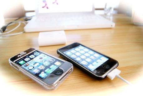 iPhone4&3G&MacBook