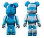 a-nation'07 BE@RBRICK2体セット