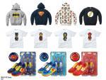 BAPE × DC Comics