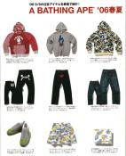 a bathing ape springcollection 画像