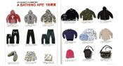 a bathing ape 2006s collection 画像
