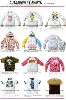 APEE BY A BATHING APE 2006S/S エイピーカットソーTシャツ画像